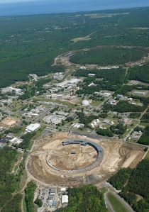 Brookhaven National Laboratory in New York might soon be halting operations.